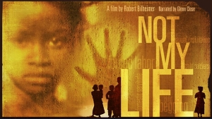 Not My Life Horizontal Graphic